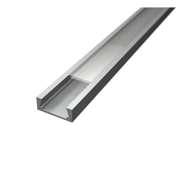 Aluminijski profil NADGRADNI 6,9mm x 15,9mm