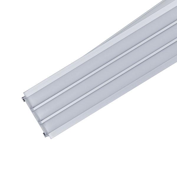 Aluminijski profil za LED traku nadgradni 1m / za tri trake