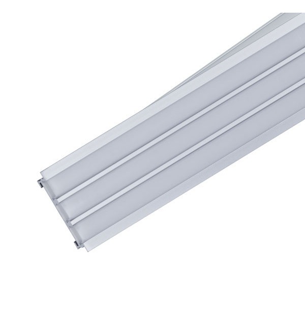 Aluminijski profil za LED traku nadgradni 2m / za tri trake