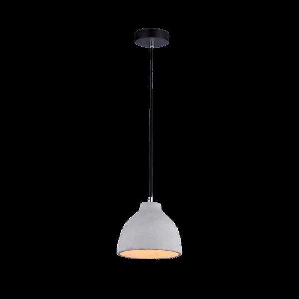 CIMENT-B VISILICA 1XE27 230V 170mm LED unutarnja rasvjeta 955CIMENT1B Led žarulje - LED rasvjeta