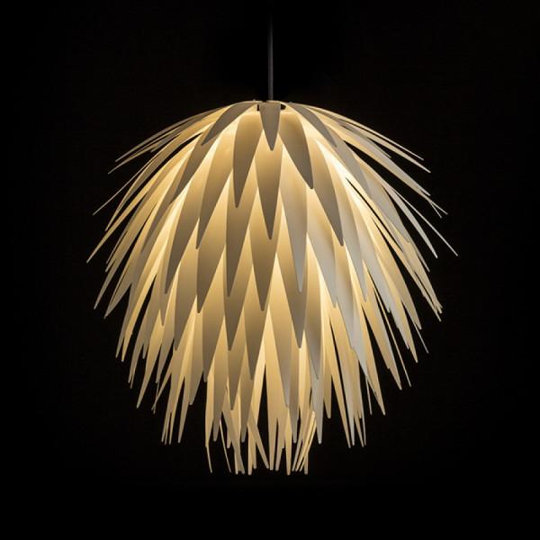 CLANK Viseća ukrasna svjetiljka od plastičnih traka 12W