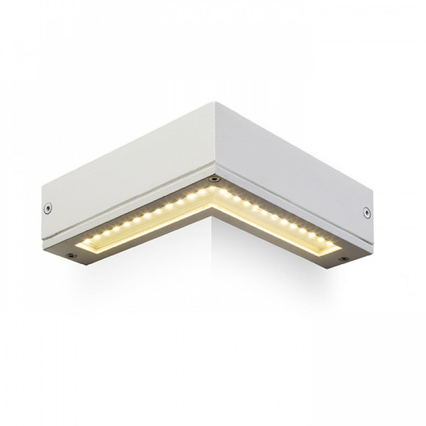 COIN vanjska zidna LED svjetiljka 230V/12V LED 25x0.2W IP54 3000K