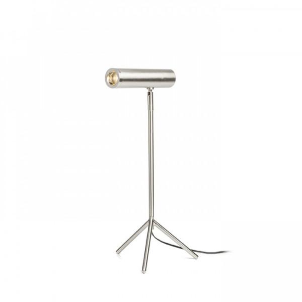 COZY stolna LED svjetiljka MAT Nikal 230V 3.5W 3000K