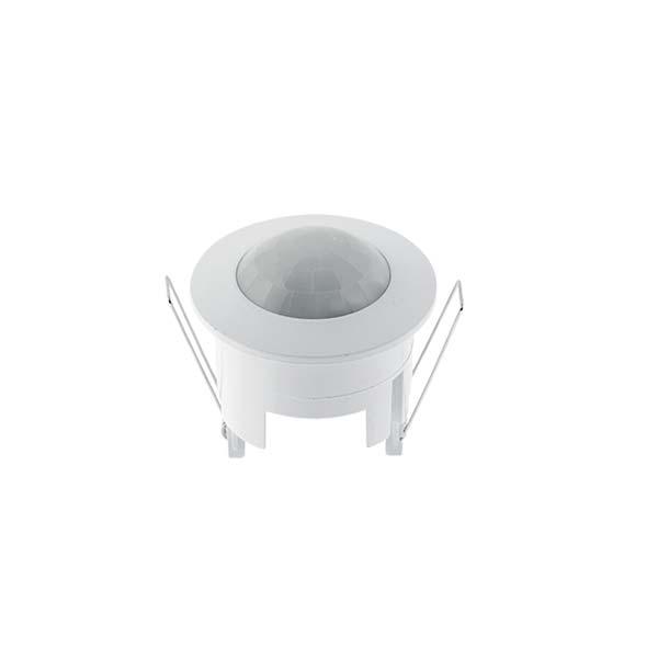 Detektor pokreta i svjetla 360° IP20 ugradbeni