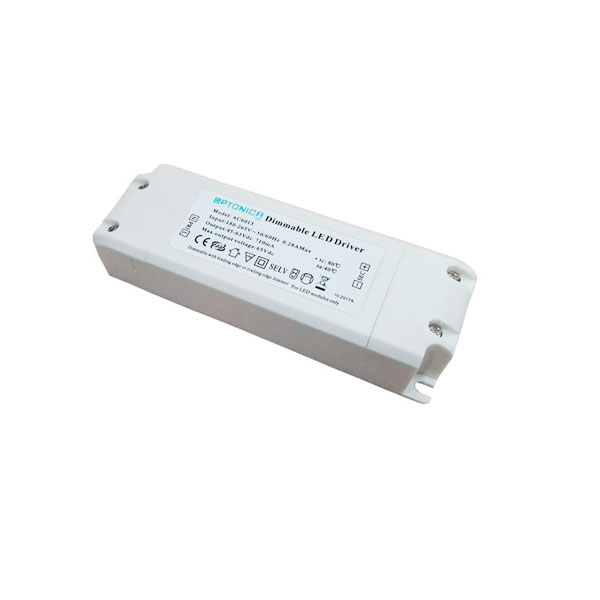 Dimabilni driver za LED panel 36W 900mA ...