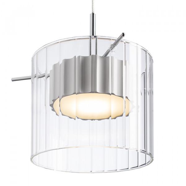 Estra I visilica kristalno staklo 230V LED 5W 3000K LED unutarnja rasvjeta R11679 Led žarulje - LED rasvjeta