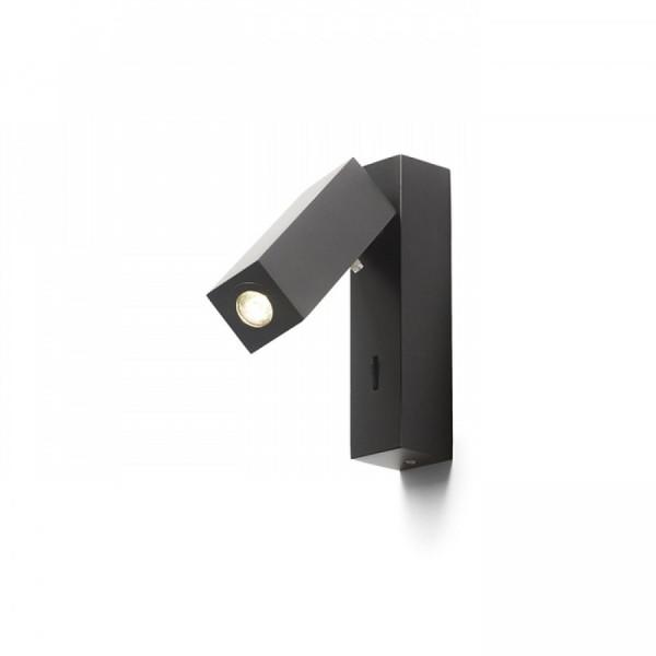FADO ZIDNI LED REFLEKTOR 3W 110LM 3000K LED unutarnja rasvjeta R12473 Led žarulje - LED rasvjeta