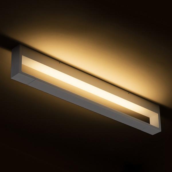 IMPERISO 60 Linearna LED svjetiljka bijela 230V LED 18W IP44 3000K