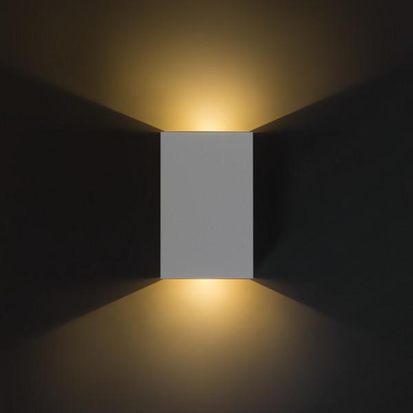 JACK RC LED  zidna svjetiljka 230V 2x3W 3000K LED unutarnja rasvjeta R12036 Led žarulje - LED rasvjeta