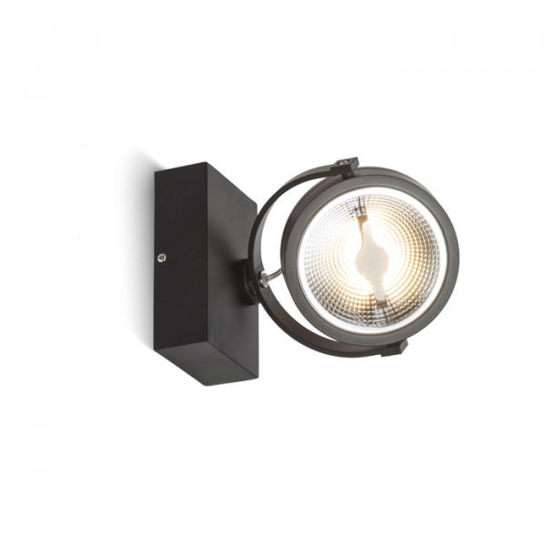 KELLY LED  zidna svjetiljka 230V LED 12W 240° 3000K LED unutarnja rasvjeta R12332 Led žarulje - LED rasvjeta