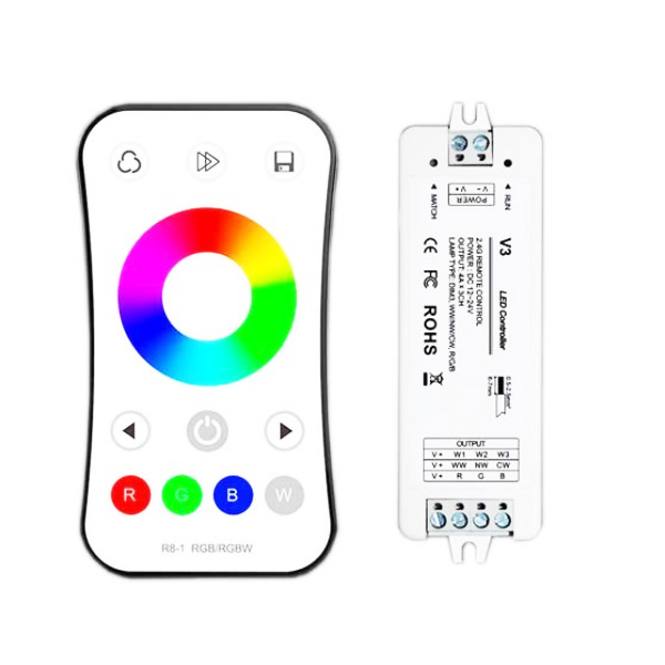 KONTROLER ZA RGB LED trake / Dimmer