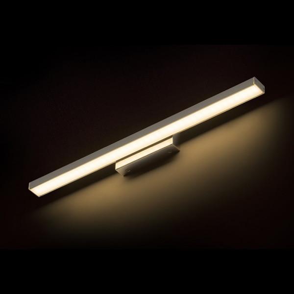 Kupaonska LED svjetiljka Panon Short 630mm krom 230V LED 18W IP44 3000K
