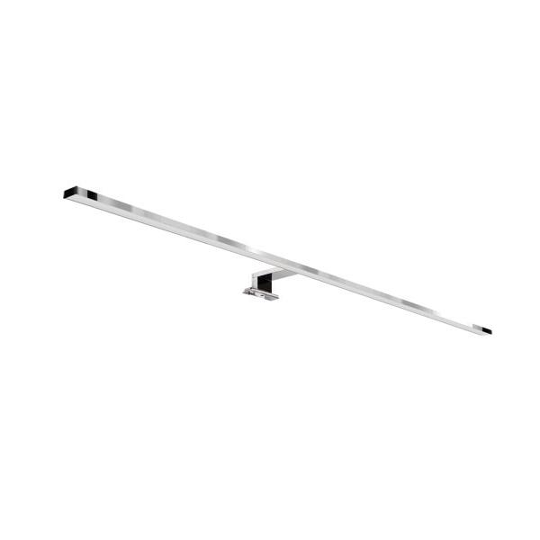 KUPAONSKA LED SVJETILJKA ZA OGLEDALO ROXANA LED 15W CHROME 4000K IP44 90 cm