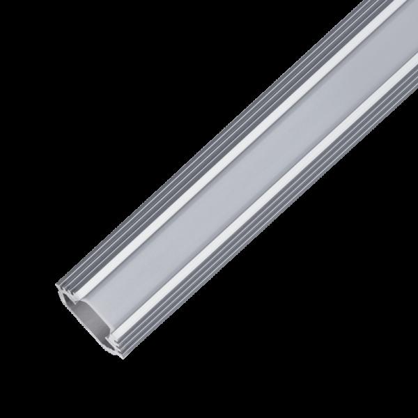 Kutni aluminijski profil za LED traku 2m