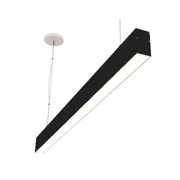 LED linearna viseća svjetiljka nadogradiva/spojiva 40W AC200-240V 4000K 4000lm
