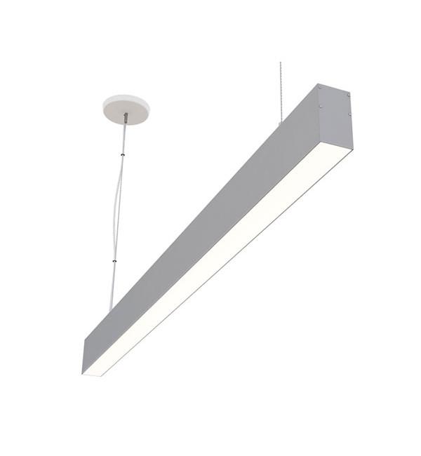 LED linearna viseća svjetiljka UP-DOWN 50W AC200-240V 4000K 5000lm