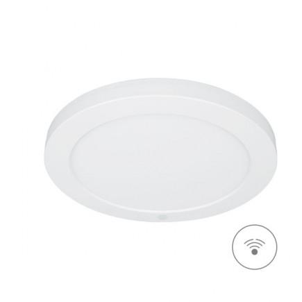 LED NADGRADNI OKRUGLI PANEL 18W SA MIKRO...
