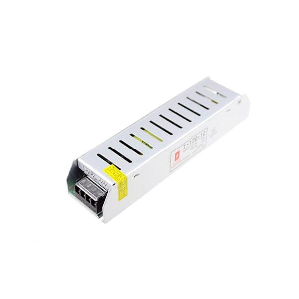 LED NAPAJANJE 150W 12V 12.5A METALNO KUČIŠTE SLIM LED napajanja AC6133 Led žarulje - LED rasvjeta