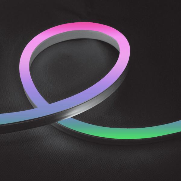 LED NEON FLEX 8.5W/M 220V IP65 RGB - Izmjenjive boje