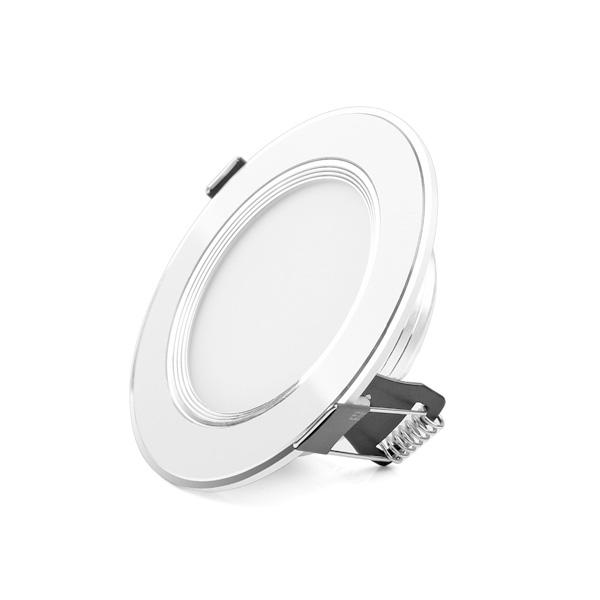 LED PANEL 12W UGRADBENI OKRUGLI LED unutarnja rasvjeta DL2437 Led žarulje - LED rasvjeta