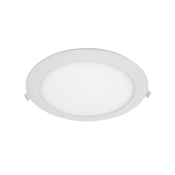 LED PANEL 18W UGRADBENI OKRUGLI IP44 D:225/21 1440 lm