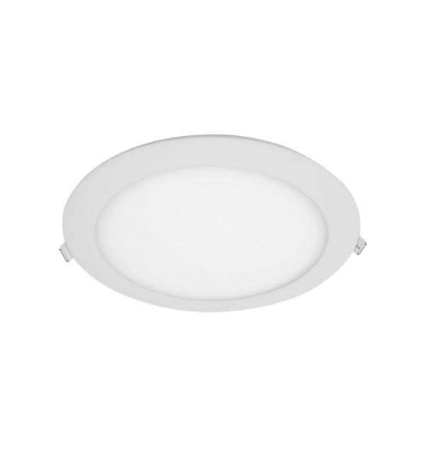 LED PANEL 21W UGRADBENI OKRUGLI DIMMER IP40 1680 LM