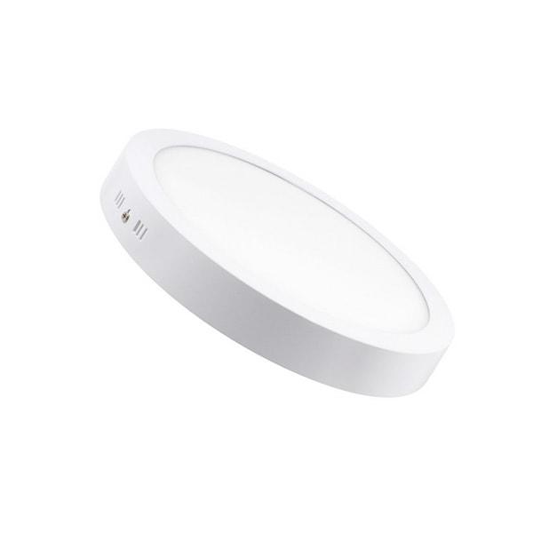 LED PANEL 24W NADGRADNI OKRUGLI IP20 LED unutarnja rasvjeta DL2248 Led žarulje - LED rasvjeta