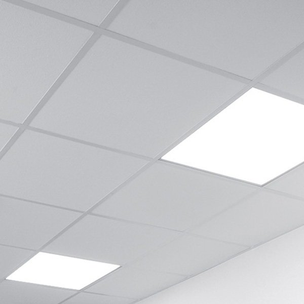 LED PANEL 60x60 36W 3500LM UGR<19 AC175-265V PF>0.95 TPB DIFFUSER Flicker Free