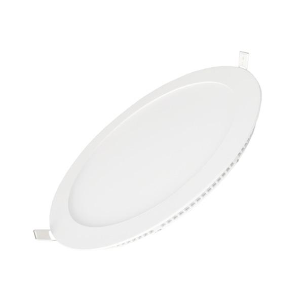 LED PANEL 6W UGRADBENI OKRUGLI EPISTAR 420LM LED unutarnja rasvjeta DL2553 Led žarulje - LED rasvjeta