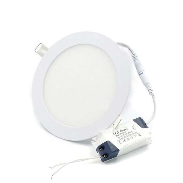 LED PANEL ECO 6W UGRADBENI OKRUGLI D100/25 IP40 510LM