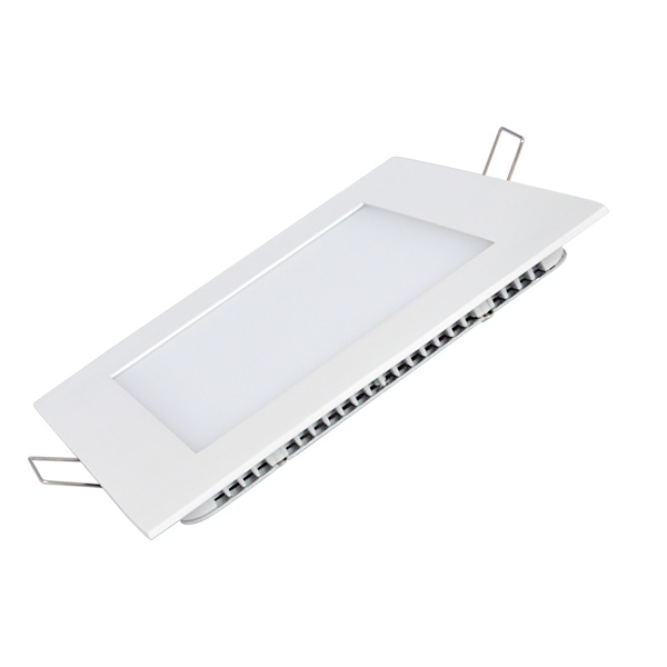 LED PANEL 9W UGRADBENI KVADRATNI