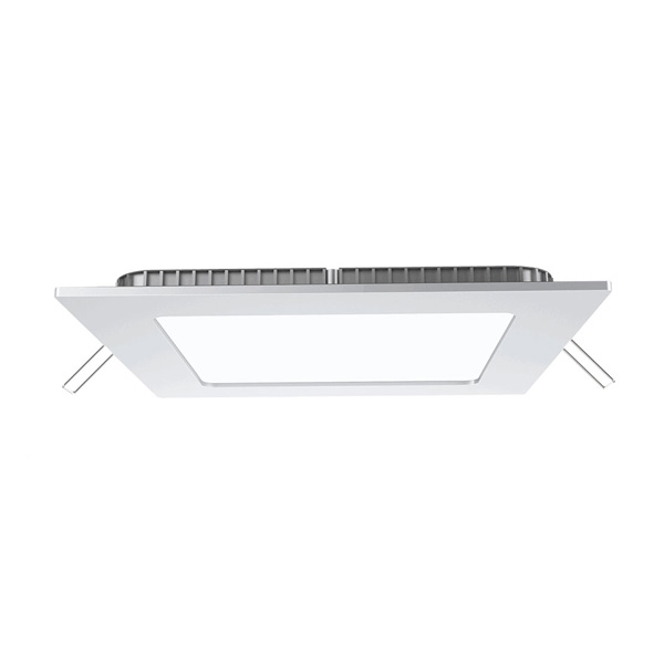 LED PANEL 9W UGRADBENI KVADRATNI 2700-3000K IP40 720 lm
