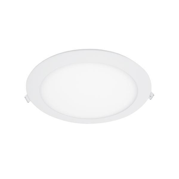 LED PANEL ECO 12W UGRADBENI OKRUGLI IP44 d 175/21 960 LM