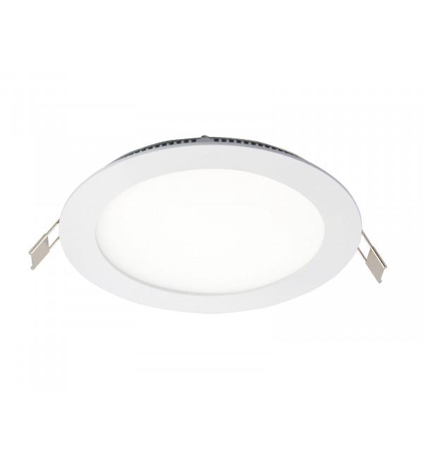 LED PANEL ECO6W UGRADBENI OKRUGLI D100/25 IP40 510LM