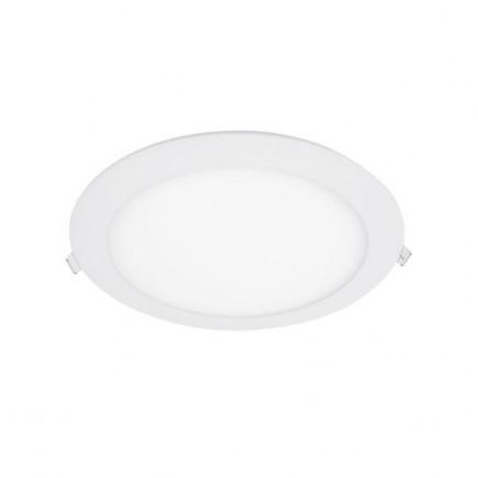 LED PANEL UGRADBENI OKRUGLI 24W D300/13m...