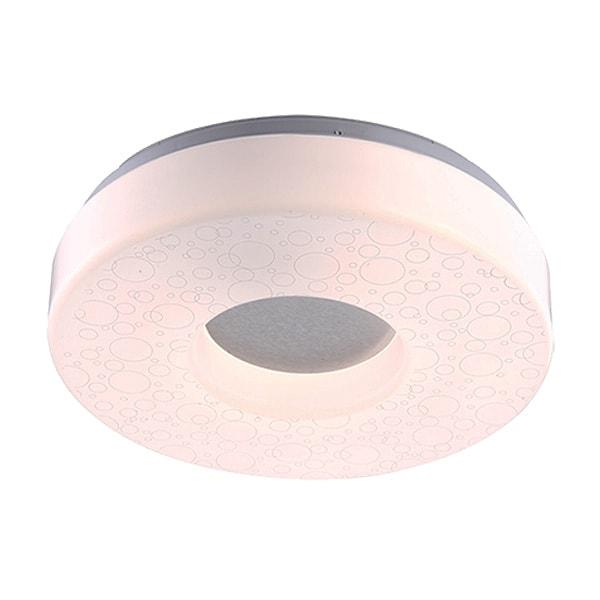 LED PLAFONJERA 1X15W BIJELA Ф340MM SIRENA LED unutarnja rasvjeta M065023 Led žarulje - LED rasvjeta