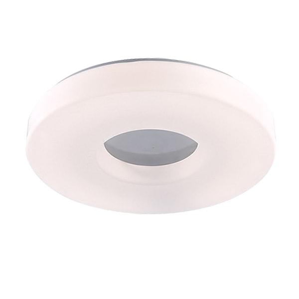 LED PLAFONJERA 1X18W + 1x10W BIJELA Ф50...
