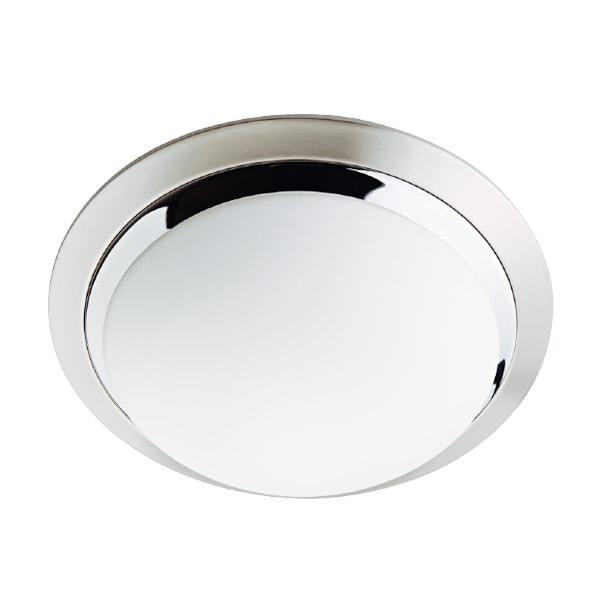 LED PLAFONJERA 2XE27 Ф350 MAT KROM ALEA LED unutarnja rasvjeta 958640MCH Led žarulje - LED rasvjeta