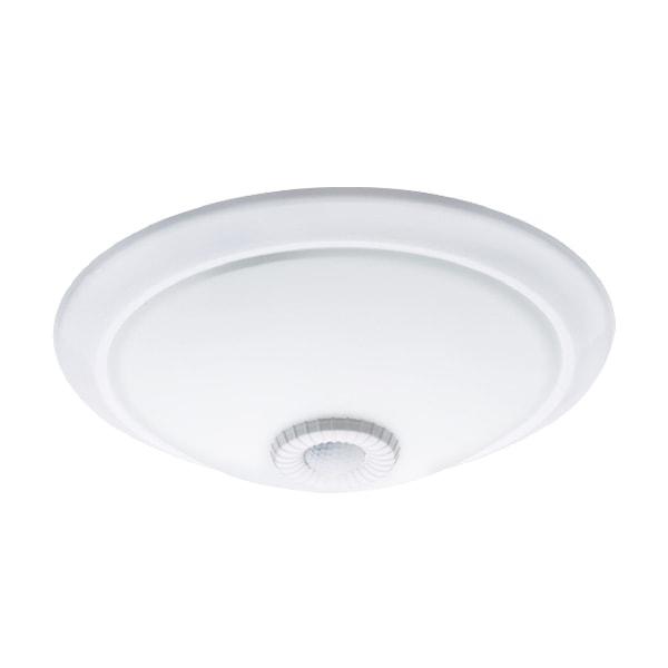 LED PLAFONJERA SENZOR POKRETA 2xE27 ø300 LED unutarnja rasvjeta 958300WH Led žarulje - LED rasvjeta
