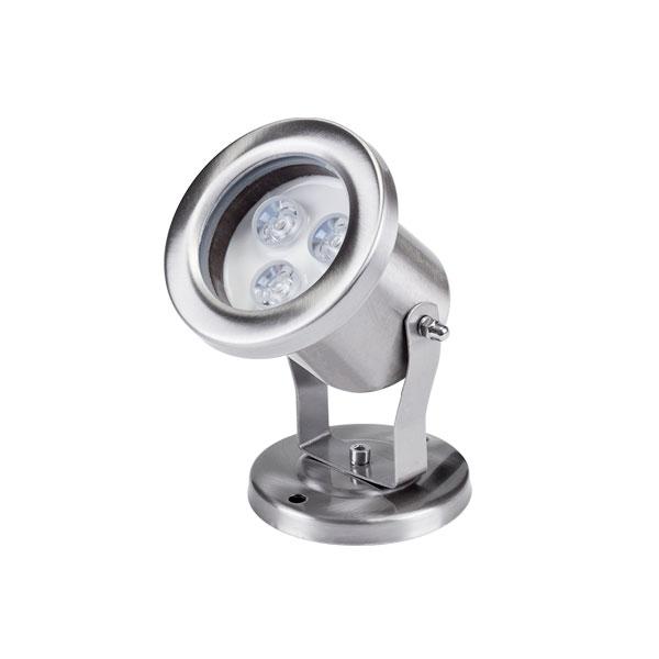 LED podvodna svjetiljka 3x1W IP68 4000K