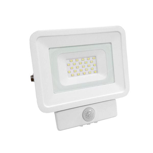 LED REFLEKTOR 10W CLASSIC SMD  IP65 PIR SENZOR POKRETA