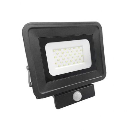 LED REFLEKTOR 20W SMD CLASSIC IP65 PIR S...