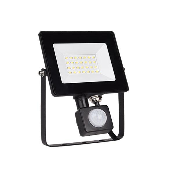 LED REFLEKTOR 20W HELIOS20 IP65 5500K SENZOR POKRETA