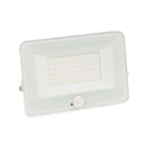 LED REFLEKTOR 20W VEGASLIM  IP65 PIR SENZOR POKRETA 4000K