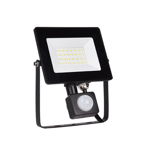 LED REFLEKTOR 30W HELIOS20 IP65 5500K SENZOR POKRETA
