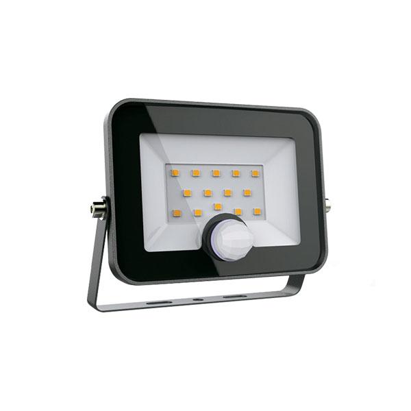 LED REFLEKTOR 30W SLIM SA SENZOROM IP65 2400 lm 5500K