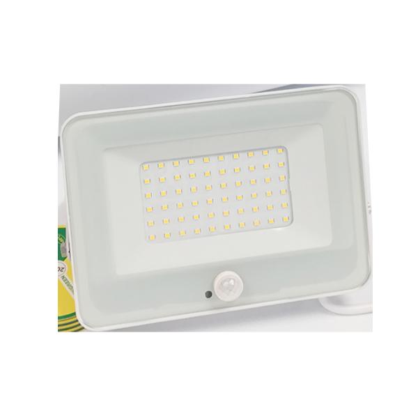 LED REFLEKTOR 30W SLIM SA SENZOROM IP65 2700 lm 4000K Bijeli
