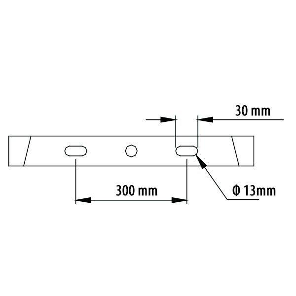 LED REFLEKTOR 480W ZA STADIONE IP65 5700K 90° 48000 lm