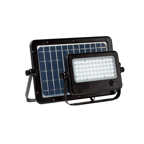LED REFLEKTOR 50W SA PORTABILNIM SOLARNIM PANELOM I SENZOROM POKRETA IP65