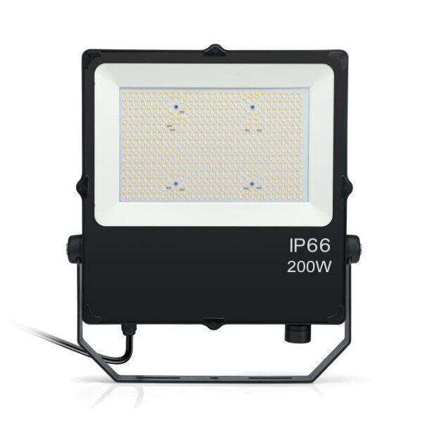 LED REFLEKTOR SMD 200W AC200-277V IP66 IK08 100LM/W PF>0.9 20000 LM CCT- ODABIR BOJE SVJETLOSTI